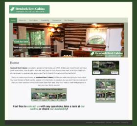 Hemlock Rest Cabins