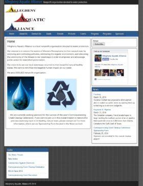 AlleghenyAquaticAlliance.com