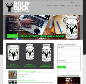 Bold Buck Nutrition